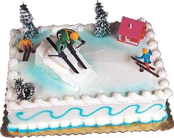 Ice Hockey Cake Decorating Kit : Ice Hockey Kit