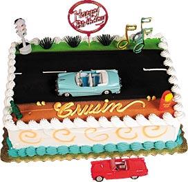 Cruisin' Classics Cake Kit