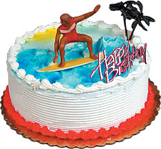 Surfer Cake Kit
