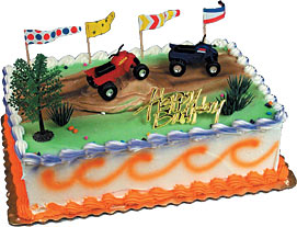 All Terrain Vehicles Cake Kits