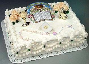Communion Cake Kit
