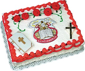 Confirmation Cake Kit