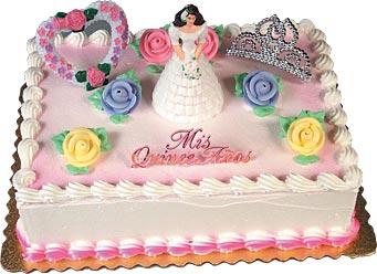 Quinceanera Cake Kit