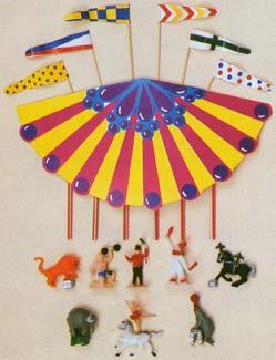 Circus Big Top Sets