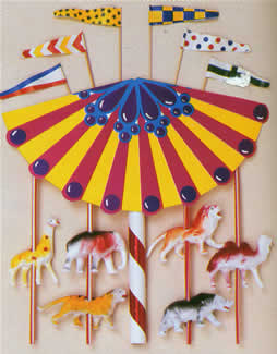 Jungle Carousel Set