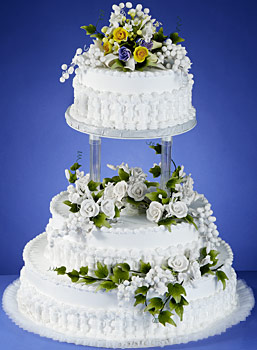 Cascading Tiers White