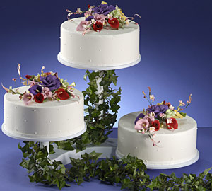 Eternity Cake Stand Kit