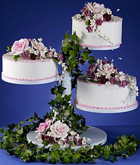 Serenity Cake Stand Kit
