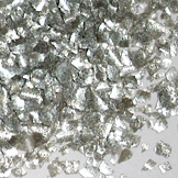 Edible Glitter Silver