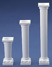 """3"""""""" Grecian Columns"""