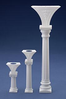 "4"""" Arched Columns"