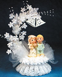 Adorable Couple With Bells
