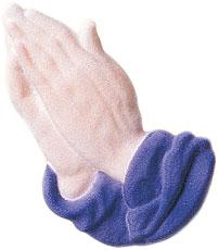 Praying Hands Sugar