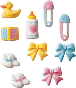Deluxe Baby Asst. Sugars