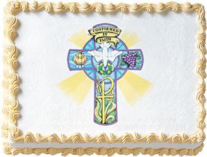 Cross Edible Image