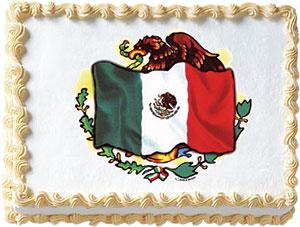 La Bandera Mexicana Image