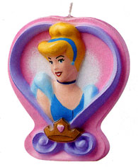 Cinderella Candle Movie TV -