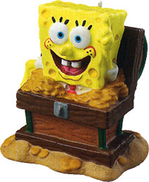 Spongebob Candle