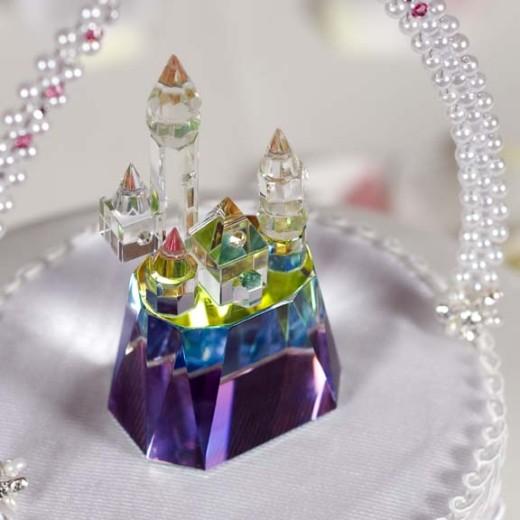 Crystal Cinderella Castle