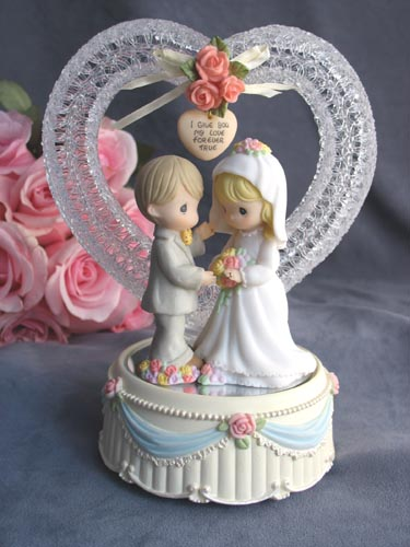 Precious Moment Cake Toppers