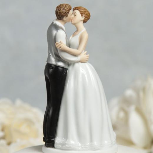 Romance Kissing Couple