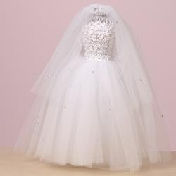 Large Dress Ivory