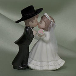 Western Kiss The Bride