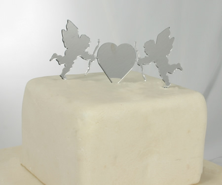 Custom Shapes Cupids