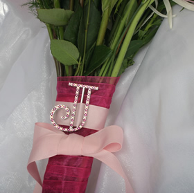 Ribbon Bouquet Block